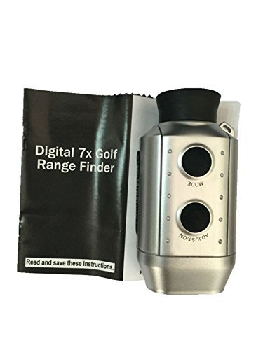 PLAYEAGLE Golf Digital Rangefinder 7x18 Golf Training Tools Optic Telescope for Measuring Distance Sports Golf Digital Distance Meter/Golf Rangefiner by PLAYEAGLE