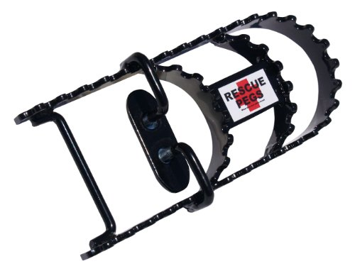 Rescue Pegs FS1 off-road passenger footpegs