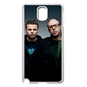 Chemical Brothers Samsung Galaxy Note 3 Cell Phone Case White L2979388