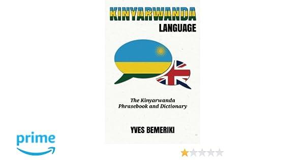 KINYARWANDA PHRASEBOOK PDF DOWNLOAD