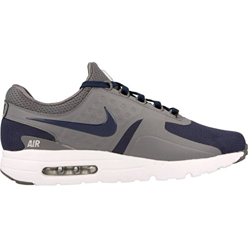 Blanco Zero MAX NIKE 402 Essential Deporte Zapatillas Adulto 876070 Multicolor Air Unisex CzFRq