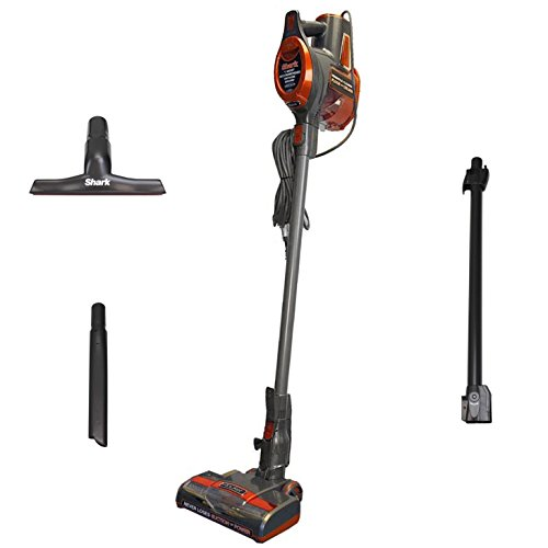 Shark Rocket Ultra Light Upright & Stick Vacuum, Orange (Certified Refurbished) (Ultra Hand Vac)