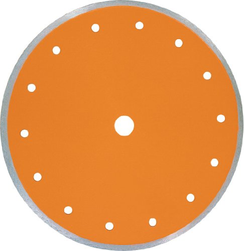 Diamond Products Core Cut 12352 8-Inch by 0.060 Heavy Duty Orange Wet Tile (Heavy Duty Wet Saw)