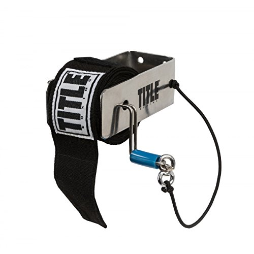 Title Boxing 2-N-1 Zip Hand Wrap Roller