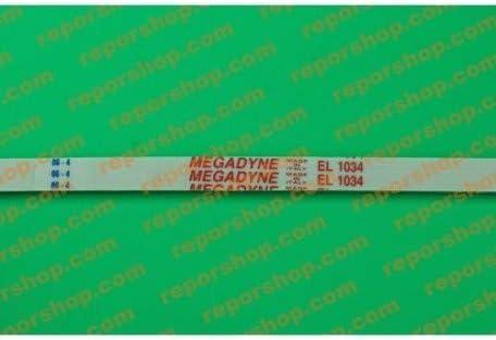REPORSHOP - Correa RANURADA 1034 J5 Megadyne ARCELIK BEKO VESTEL ...