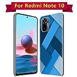 Fashionury Silicone Designer Printed Back Case Cover for Xiaomi Redmi Note 10 / Redmi Note 10S -D070