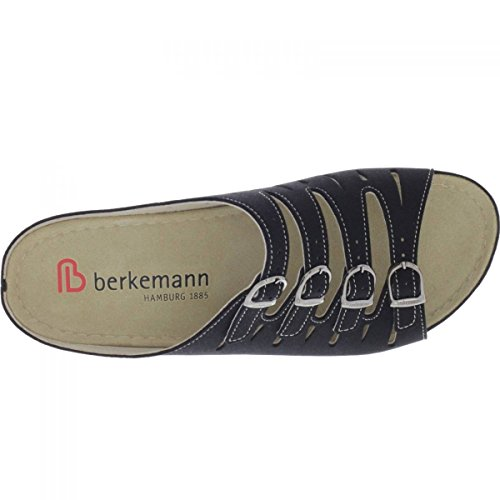 Berkemann Hassel Ladies Mules Black