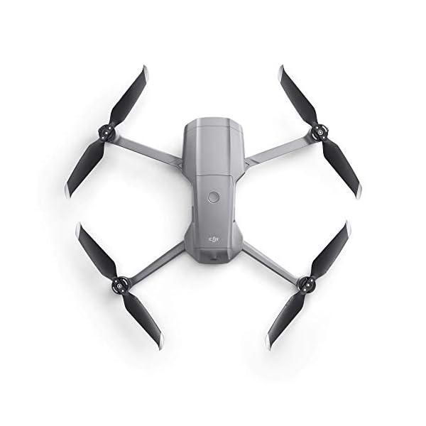 """DJI Mavic Air 2 Drone Quadcopter UAV con Telecamera 48MP 4K, Video 1/2"""", Sensore CMOS, Stabilizzatore 3 Assi, 34 min di Volo ActiveTrack 3.0, Grigio 4 spesavip"""