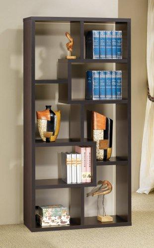 Coaster Furniture 800264 Contemporary Bookcase
