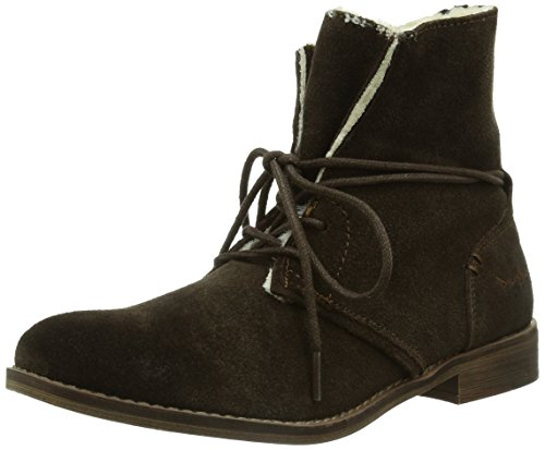 bassi Marrone Chocolate mocassino 350042 Braun Dockers 001010 Stivaletti modello 010 Donna wq6WgaX