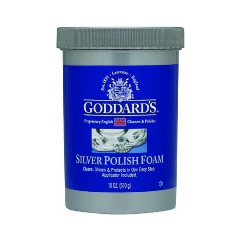 ard's Long Shine Silver Foam MultiPackoz by Goddard's ()