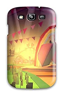 New Diy Design Tearaway Unfolded For Galaxy S3 Cases Comfortable For Lovers And Friends For Christmas Gifts