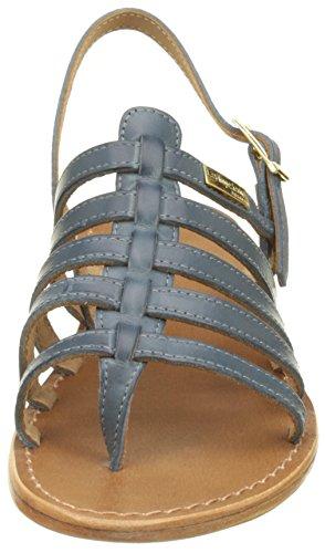 Sandalias azul azul gladiador Les Tropéziennes par Heriber de para mujer M Belarbi IxCAvCwq