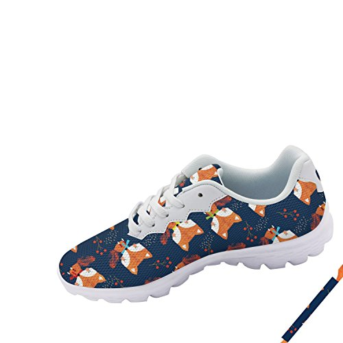 Ddkafjfj Kamille En Schedel Sport Van De Vrouwen Running Sneakers Lichtgewicht Breathabl Bootschoenen White5