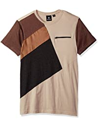 Men's Big and Tall Frosted Fashion Tee Shirt