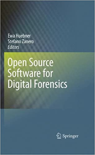 Book Open Source Software for Digital Forensics