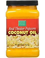 Wabash Valley Farms - Real Theater Coconut Popping Oil - 30 oz (Packaging May Vary)