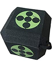 Training Target Square 3D Target Cube 6-Sided Foam Arrow Dice Self-Healing Broadhead Target