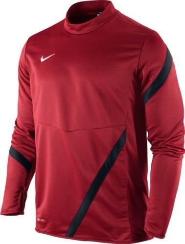 Nike Comp 12 Midlayer Top [447316 648] Rojo Hombre Talla