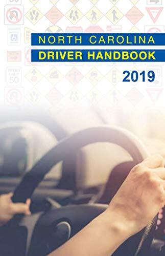North Carolina Driver's Handbook: Official 2019 DMV Manual (North Handbook Carolina Drivers)