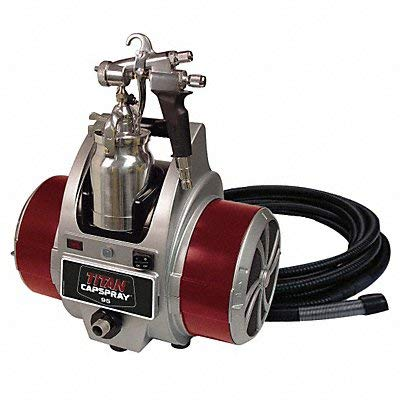Titan Capspray 95 4 Stage HVLP Turbine Paint Sprayer