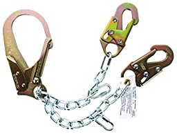 Guardian Fall Protection 01605 REBR-C Rebar Positioning Device Chain Assembly Standard