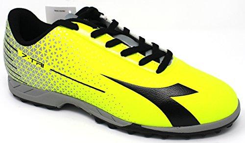 Diadora Zapatillas Fútbol Sala Hombre–�?-tri TF–�?72392-c3970–Amarillo neón/argento-46