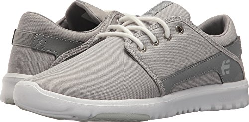 Etnies Women's Scout W's Skate Shoe, Grey, 6 Medium US