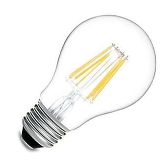 Tagra® 8W LED Filament GLS Bulb - 80W / 100W Equivalent (E27) - Pack Of 4 Bulbs [Energy Class A++]. by Tagra Lighting  sc 1 st  Amazon UK & Tagra® 8W LED Filament GLS Bulb - 80W / 100W Equivalent (E27 ... azcodes.com