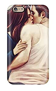 Cassandra Craine's Shop 2015 4692089K83257633 High-quality Durable Protection Case For Iphone 6(twilight Film Romantic Boy And Girl)