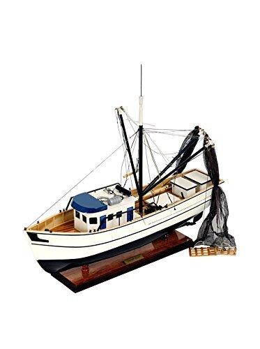 - Old Modern Handicrafts Shrimp Boat Collectible