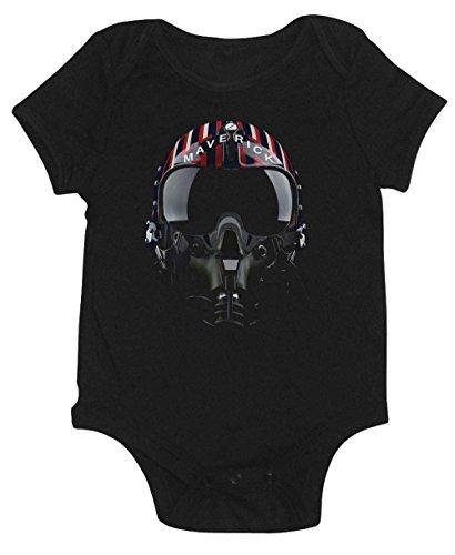 Maverick Top Gun Helmet Onesie (6