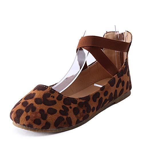 Alikeey Bouche Talon Moto Rond Glissire Fermeture Chaussures Plat Femmes Plage Bout Pour De qrYrfwX