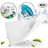 CPAP Mask Wipes,Fencia 100% Cotton Travel Wipe CPAP Mask Cleaning and Sanitizing Wipes