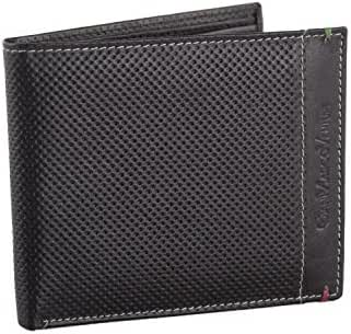 Wallet man GIANMARCO VENTURI moro in leather with coin purse VA339