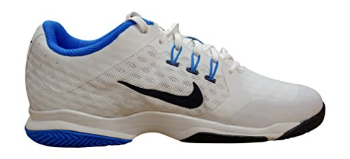 2015 sale online Nike Air Max Zoom Ultra Clay Mens Tennis Shoes 845008 Sneakers Trainers White Obsidian Photo Blue 140 the cheapest for sale cheap affordable 8nFH2L