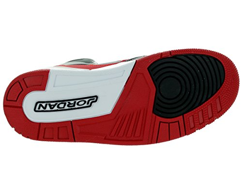 Jordan Nike Hommes Sc-3 Chaussure De Basket-ball Anthracite / Blanc / Noir / Gym Rouge