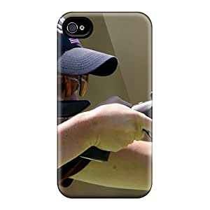 New Arrival Cases Specially Design For Iphone 6 (kim Rhode Gold Medal Winner Shooting Widescreen)