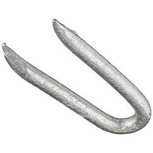 Staple Barbed Galv 1-3//4 50lb