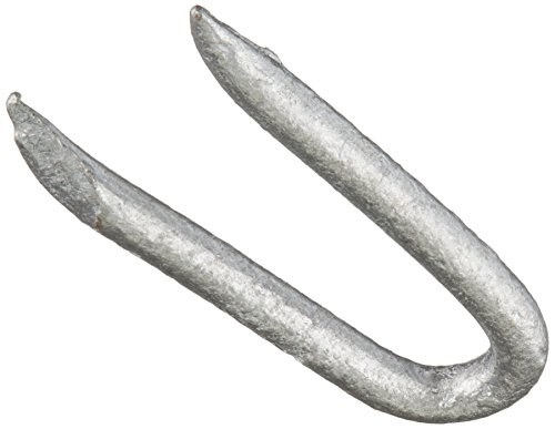 (Grip Rite 112HGFS5 5 lb Galvanized Fence Staple, 1-1/2