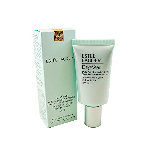 - Estee Lauder Daywear Multi Protection Anti Oxidant Sheer Tint Release Moisturizer for Women, 1.7 Fluid Ounce