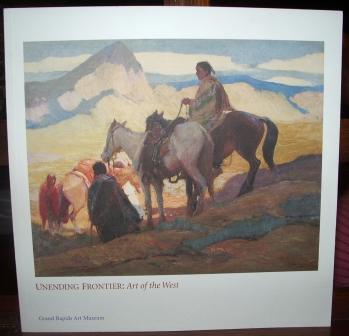 Read Online Unending Frontier: Art of the West pdf