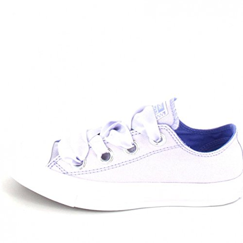 Converse Sneaker CTAS Big Eyelets Ox, Farbe: Barely Grape