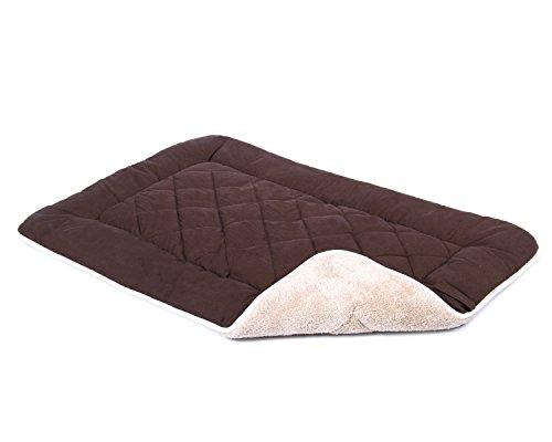 Dog Gone Smart Sleeper Cushion, Large, Espresso