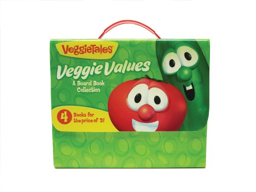 VeggieTales Veggie Values: A Board Book Collection (Big Idea Books)