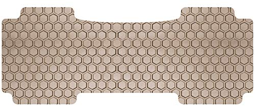 Intro-Tech TO-834-RT-T Hexomat 1 pc. Second Row Custom Fit Floor Mats for Select Toyota C-HR Models ()