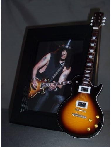 Guns N Roses Slash guitarra marco de fotos: Amazon.es: Hogar