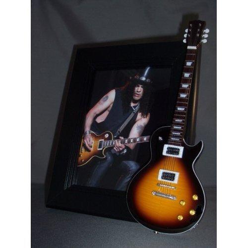 GUNS N ROSES SLASH Guitar Picture Frame