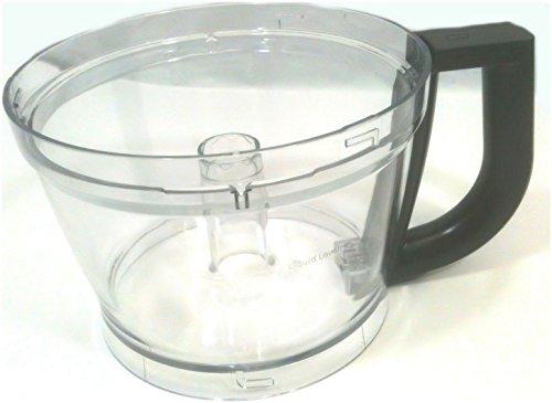 Kitchenaid Replacement Work Bowl (large) W/black Handle, For Kfp1333 - KFP13WBOB by KitchenAid