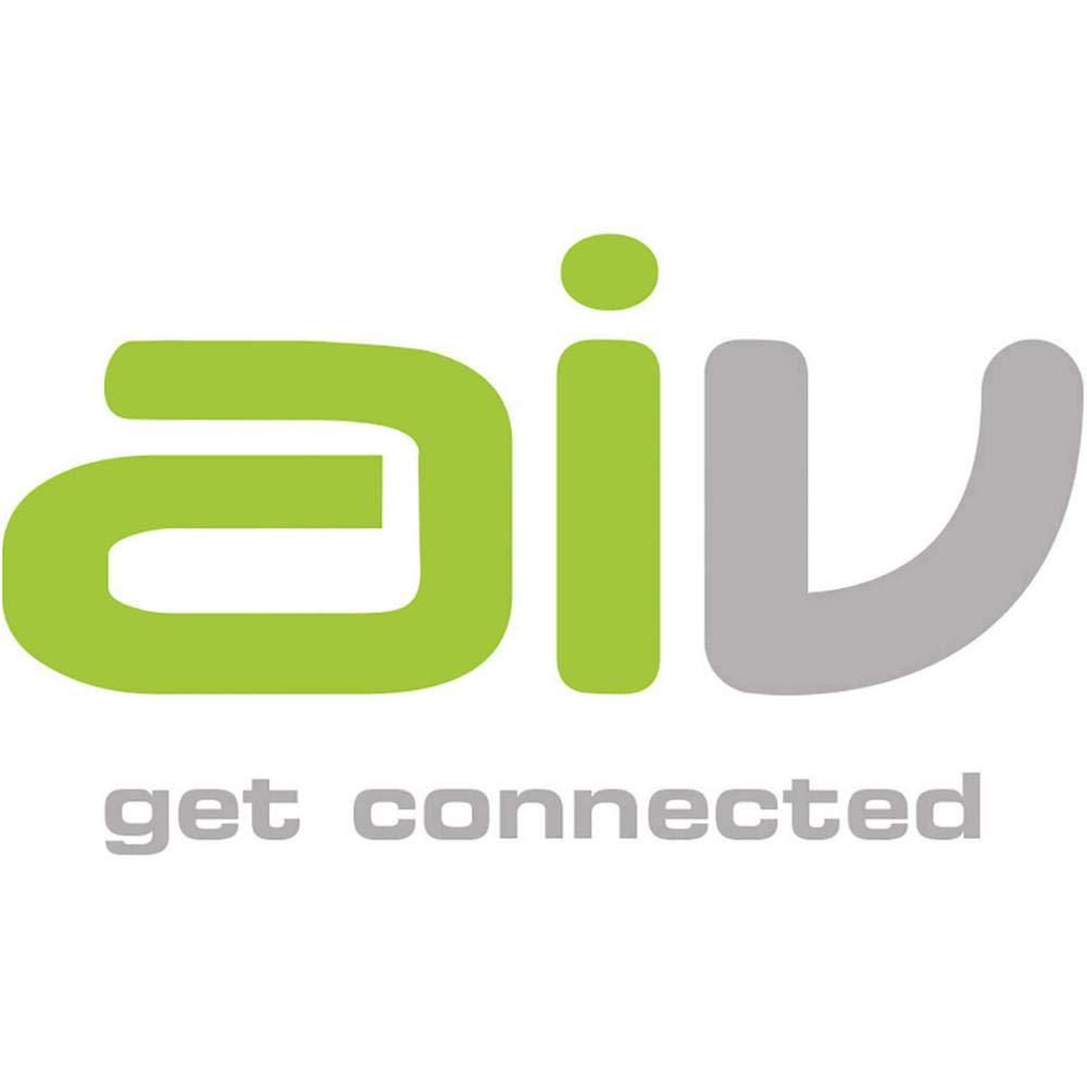 10 A AIV 53C164 Car-HiFi Glas-Sicherungshalter Passend f/ür